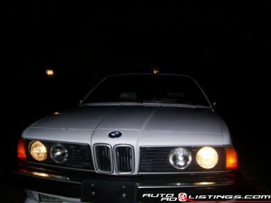 1981 BMW 6-Series 633csi